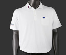 SCOTTY CAMERON PETER MILLAR POLO - SCOTTY DOG- SEASIDE WASH - WHITE - XL