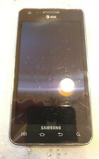 Samsung Galaxy S II SGH-I777 AT&T Unlocked Black Smartphone for any GSM 16 GB