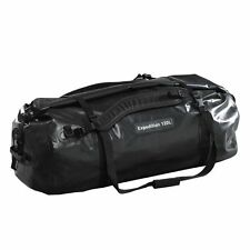 Caribee Expedition Wet Roll Bag 120L - Black