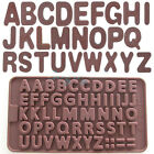 NEW Letter Alphabet Silicone Cake Mould Chocolate Fondant Cookies Ice Mold 384