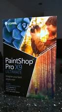 Corel PaintShop Pro X9 Ultimate Windows PSPX9ULENMBAMC