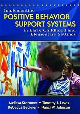 Implementing Positive Behavior Support Systems in Early Childhood and...