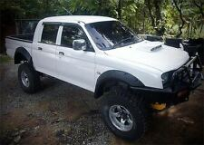 MITSUBISHI Triton L200 Warrior / MK wide wheel arch/extender/Guard/flares