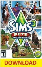 (PC/MAC) The SIMS 3 : Pets  ( ORIGIN CD-Key)