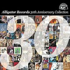 Alligator Records 30th Anniversary Collection, New Music