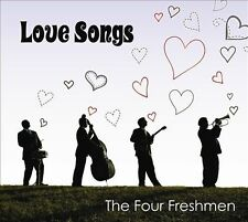 Love Songs [Digipak] * by The Four Freshmen (CD, Sep-2012, Audio & Video...