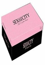 SEX AND THE CITY COMPLETE SERIES DVD BOX SET COLLECTION Season 1 2 3 4 5 6 UK