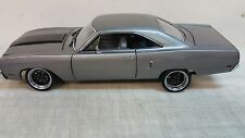 GMP 1:18 1970 PLYMOUTH ROAD RUNNER FAST AND FURIOUS - THE HAMMER - FLAW - READ!!