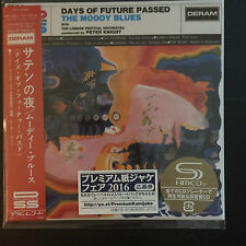 The Moody Blues - Days Of Future Passed SHM Mini LP Style CD NEU Japan 2016