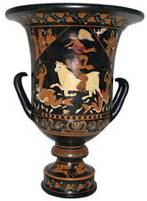 Europa and Bull Zeus Greek Kalyx Krater crater Museum Replica Reproduction