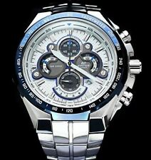 Casio  Edifice Analog Watch - For Men EF-554sp-7AVDF White Dial