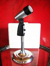 Vintage RARE 1970's Shure 540 SH Dynamic harp microphone  old used w case