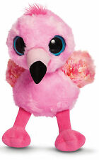 "Aurora YOOHOO & FRIENDS PINKEE FLAMINGO 5""/13cm Baby/Child Soft Toy Teddy BN"
