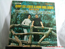 JERRY LEE LEWIS & LINDA GAIL LEWIS -(LP)- TOGETHER-SMASH STEREO-SRS 67126 - 1969