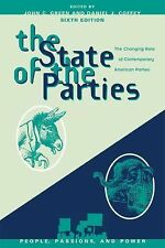 The State of the Parties: The Changing Role of Contemporary American Parties (So