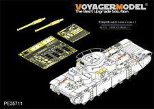Voyager Models 1/35 WWII T-35 Heavy Tank Detail Set w/Barrel for HobbyBoss 83841