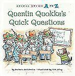 Quentin Quokka's Quick Questions (Animal Antics a to Z)