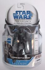 Star Wars Super Battle Droid Legacy Collection Saga Legends SL #10 2008 Figure