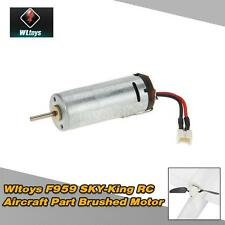 Original Wltoys F959 SKY-King RC Aircraft Part F959-013 Brushed Motor K7Q1