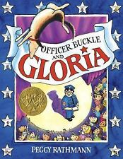 Officer Buckle and Gloria by Peggy Rathmann c1995, VGC HC We Combine Shipping