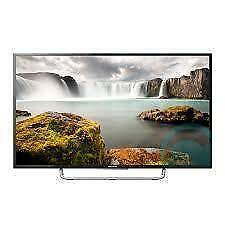 "SONY BRAVIA 43"" 43W800C LED TV WITH 1 YEAR DEALER'S WARRANTY"