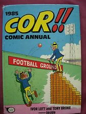 Cor!! Comic Annual 1985 Unclipped Fleetway GD