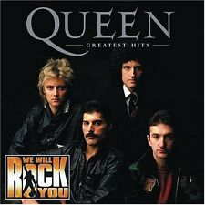 Greatest Hits-We Will Rock You - Queen (2004, CD NEUF)
