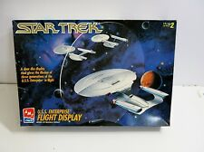 NEW AMT ERTL STAR TREK USS ENTERPRISE FLIGHT DISPLAY MODEL KIT