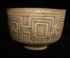 AWESOME!  ANCIENT PAINTED BOWL! FROM EARLY BRONZE AGE! 3000BC~~~no reserve
