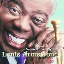 What A Wonderful World - Louis Armstrong CD MCA