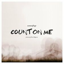 CAMOUFLAGE/PETER HEPPNER Count On Me CD Digipack 2015 LTD.1000