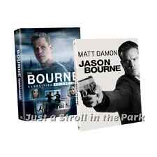Jason Bourne: Complete Matt Damon Movies Series 1 2 3 4 5 Box / DVD Set(s) NEW!