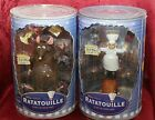 SET OF 5 DISNEY RATATOUILLE TALKING ACTION FIGURES SEALD W/ACCESSORIES