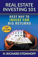 Real Estate Investing 101 : Best Way to Invest for Big Returns (Top 10 Tips)...
