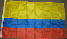 3X5 COLOMBIA FLAG COLOMBIAN NATIONAL BANNER NEW F439