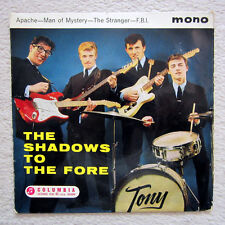EP Single / THE SHADOWS TO THE FORE  / 1960 / UK  PRESS  / RARITÄT /