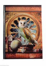 Stunning Magical OWL Journal ideal for  Drawings Spellbook & Harry Potter