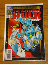 INCREDIBLE HULK #414 VOL1 MARVEL COM SILVER SURFER APPS FEBRUARY 1994