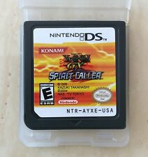 Yu gi Oh GX Spirit Caller NDS Nintendo DSi DS Lite XL oh! Carte Duel Jeu