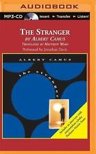 The Stranger : Translated by Matthew Ward by Albert Camus (2015, MP3 CD,...