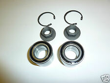 Ford Focus Mk1 1.4 1.6 1.8 All Models 98-2005 Rear Wheel Bearings x 2 QWB1128
