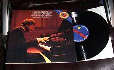 VLADIMIR FELTSMAN American Live Debut CBS 2-LPs NM Schubert Messiaen Schumann