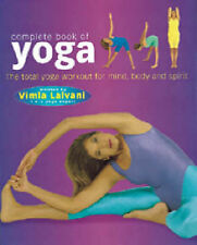 Vimla Lalvani Complete Book of Yoga Very Good Book