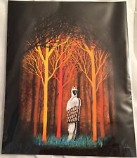 Andy Kehoe - Forest of Illumination - Sold Out limited edition Print*