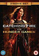 The Hunger Games/The Hunger Games Catching Fire Dvd Brand New & Factory Sealed