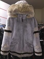 WOMENS FAUX FUR GORSUCH BOGNER PELLY PARKA SKI SNOWBOARD JACKET COAT SNOW WINTER