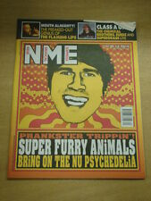 NME 1999 MAY 22 SUPER FURRY ANIMALS FLAMING LIPS SUEDE