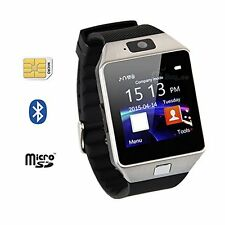 Pandaoo Smart Watch Mobile Phone Unlocked Universal GSM Bluetooth 4.0 Music Sync