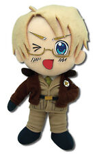 "*NEW* Hetalia: Axis Power America 8"" Plush by GE Animation"