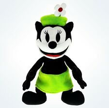 """Disney Parks 9"""" Ortensia Oswald the Lucky Rabbit Girlfriend Plush Doll New Tag"""